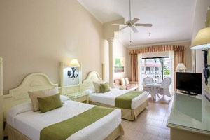 Junior Suite Superior Ocean front - Grand Bahia Principe La Romana